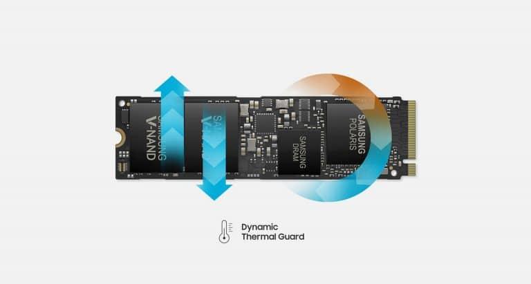 ssd samsung evo 960 500gb ssdbazar 2 - اس اس دی سامسونگ Samsung SSD EVO 960 500GB