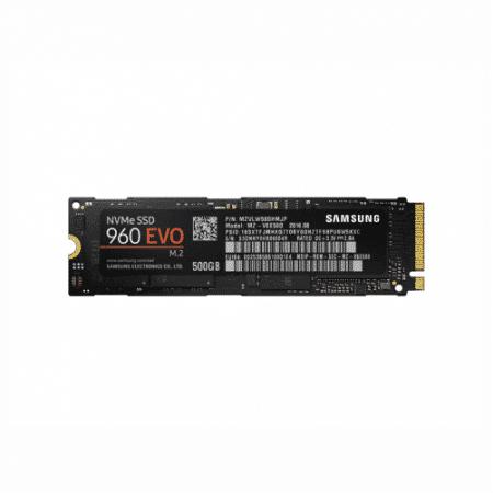 ssd samsung evo 960 500gb ssdbazar 3 450x450 - اس اس دی سامسونگ Samsung SSD EVO 960 500GB