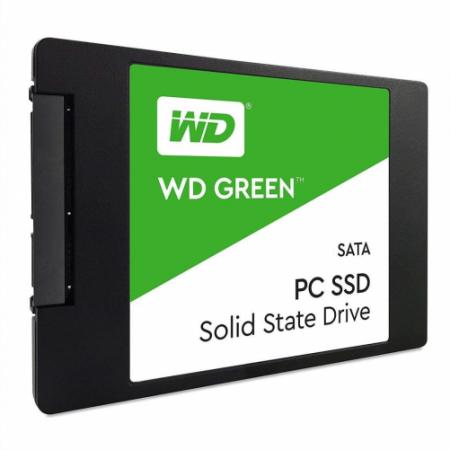 ssd wd green ssdbazar 450x450 - اس اس دی وسترن دیجیتال Western Digital SSD green 240GB