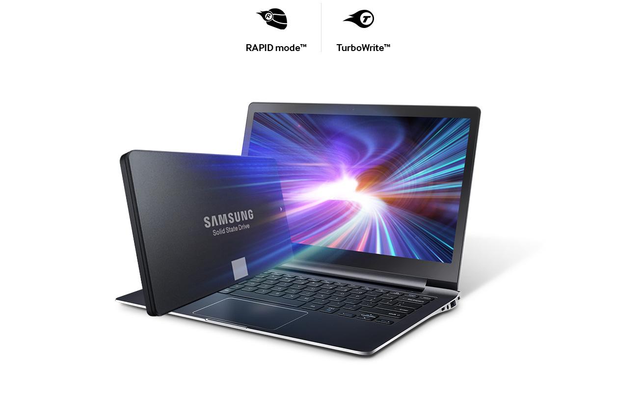 Samsung SSD EVO 750 500GB