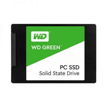 اس اس دی وسترن دیجیتال گرین wd green ssd