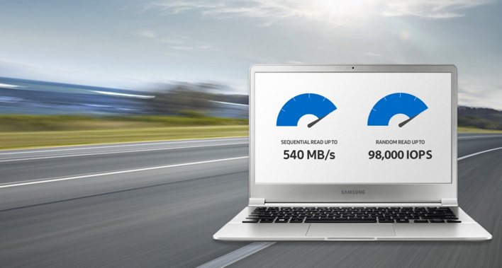 MZ 75E2T0B Feature Uncompromised Potential - اس اس دی سامسونگ Samsung SSD EVO 850 2TB