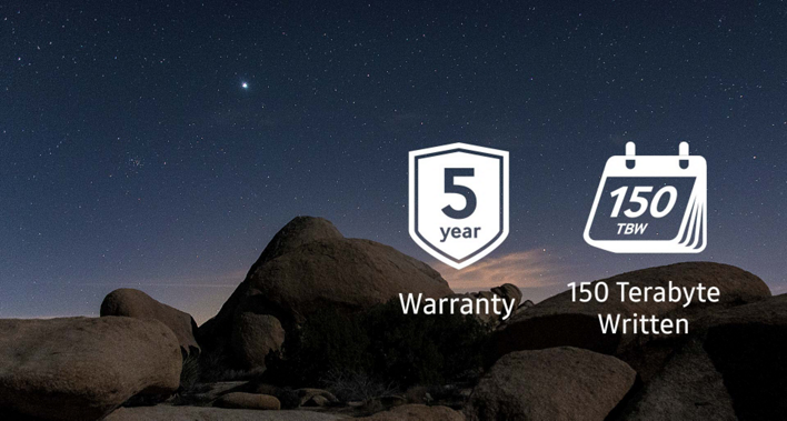 MZ 75E500B Guaranteed Endurance - اس اس دی سامسونگ Samsung SSD EVO 850 2TB
