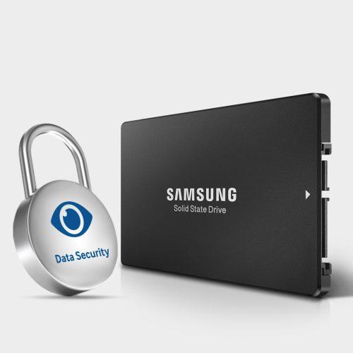 اس اس دی سامسونگ ظرفیت 480 گیگابایت Samsung PM863 480GB