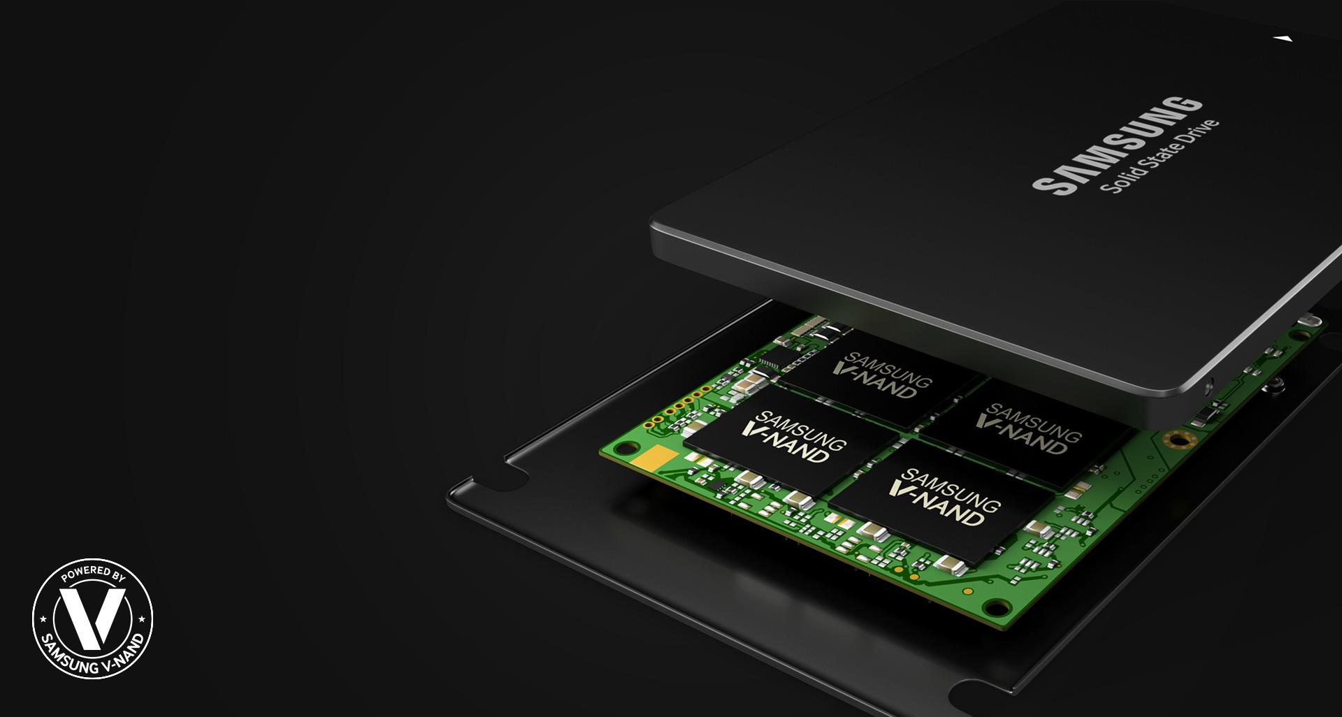 Samsung SSD SM863a 120GB