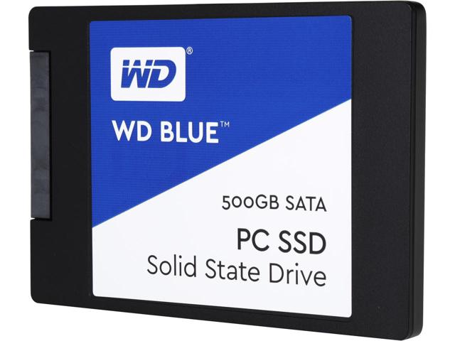 Western Digital SSD Blue 500GB