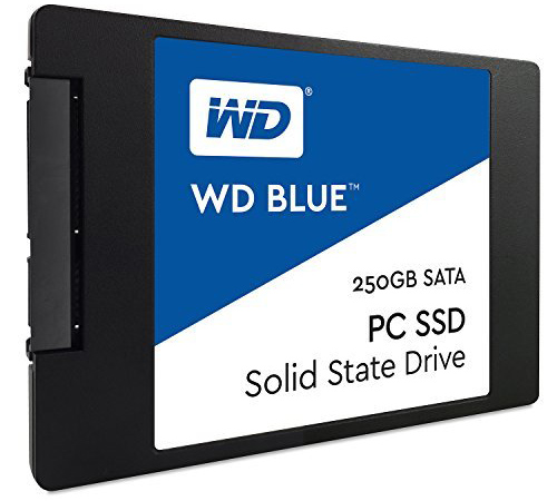 Western Digital SSD blue 250GB