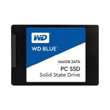اس اس دی وسترن 500 گیگابایت بلو ssd wd 500gb blue
