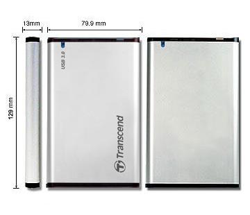Transcend StoreJet 25S3 SSD HDD ssdbazar 3 1 - باکس تبدیل هارد ترنسند Transcend StoreJet 25S3 SSD/HDD
