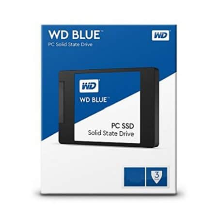 ssd wd blue ssdbazar 1 450x450 - اس اس دی وسترن دیجیتال Western Digital SSD Blue 500GB