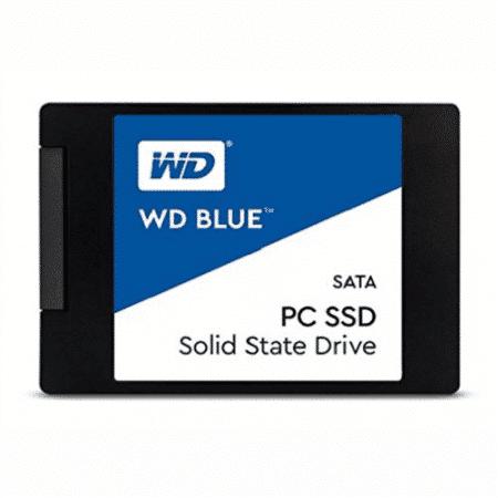 اس اس دی وسترن دیجیتال Western Digital SSD Blue 500GB
