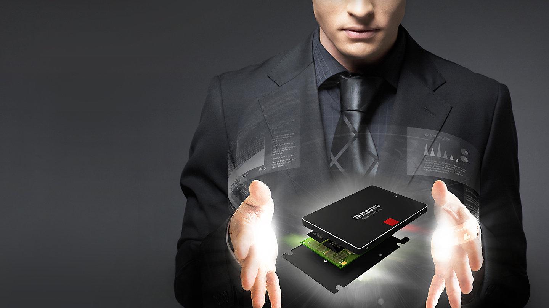 uk feature 850 pro sata 3 2 5 inch ssd 56028608 - اس اس دی سامسونگ Samsung SSD PRO 850 128GB