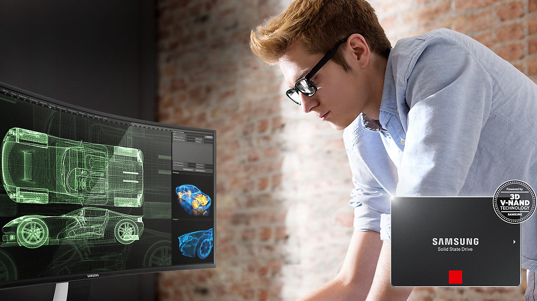 uk feature 850 pro sata 3 2 5 inch ssd 56028610 - اس اس دی سامسونگ Samsung SSD PRO 850 128GB