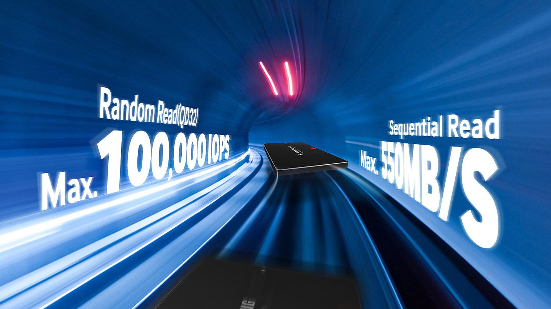 Samsung SSD PRO 850 128GB