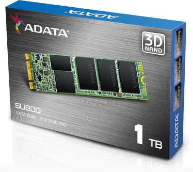 1 - اس اس دی ای دیتا Adata SSD Ultimate SU800 M2 2280 1TB