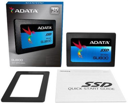 Adata SSD Ultimate SU800 256GB
