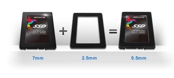 5ece7dgaj0qmqrhehm9g 1 1 - اس اس دی ای دیتا Adata SSD Premier SP600 256GB