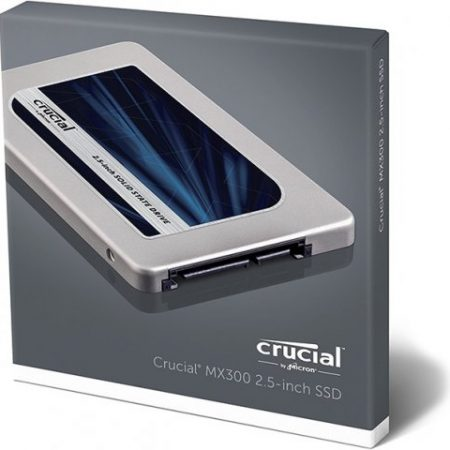 Crucial MX300 SATA3 SSD 275GB