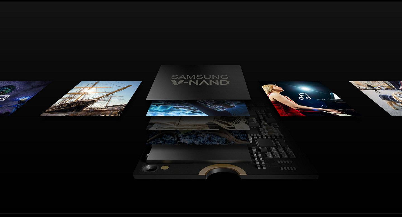 Samsung SSD PRO 960 512GB