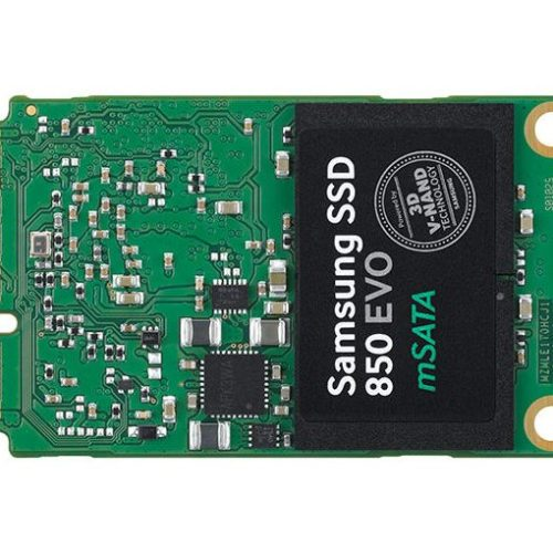 SAMSUNG SSD 850 EVO mSATA 1TB