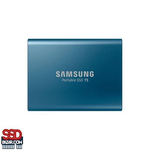 SAMSUNG EXTERNAL SSD T5 500GB اس اس دی اکسترنال سامسونگ