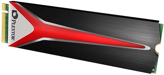 Plextor SSD M8PeG NVMe PCIe 512GB