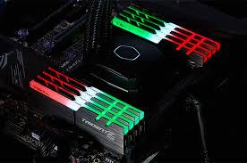 GSkill Trident Z RGB DDR4 3200Mhz 8GB