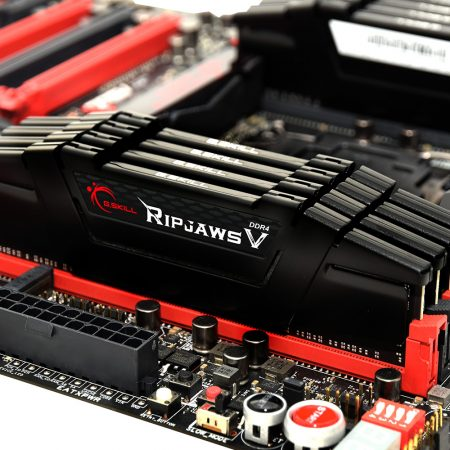 GSkill Ripjaws V DDR4 2666Mhz 8GB