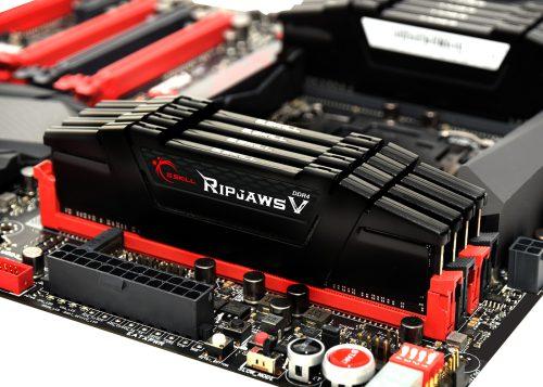 GSkill Ripjaws V DDR4 2666Mhz 8GB