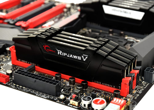 GSkill Ripjaws V DDR4 2400Mhz 8GB