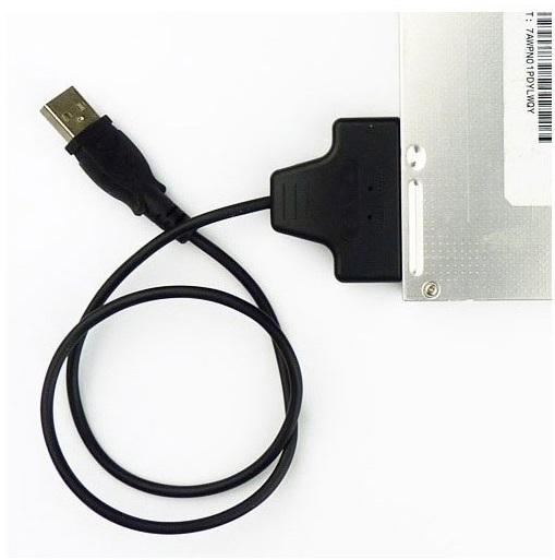 کابل تبدیل USB به DVD-RW