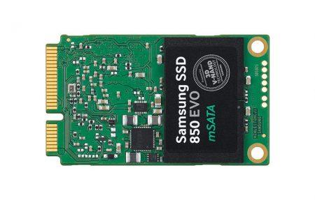 Samsung SSD 120GB EVO 850 mSATA