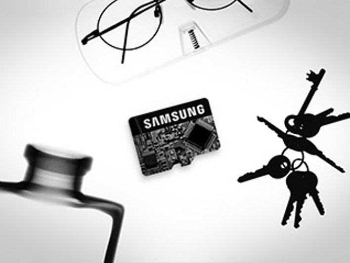 samsung MicroSXCD evo plus 128GB
