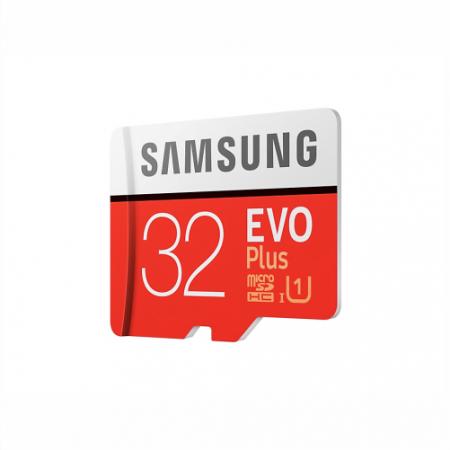 کارت حافظه میکرو اس دی سامسونگ samsung MicroSDHC evo plus 32GB Class10 U1 FHD