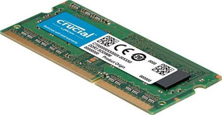 71v2HApUVAL. SX587  5 450x233 - رم لپ تاپ کروشیال Crucial SODIMM DDR3L 8GB 1600 Mhz