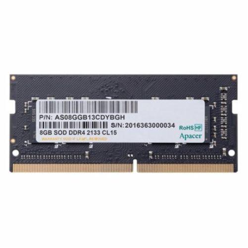 APACER SODIMM DDR4 4GB 2133MHz Retail ES.04G2R.KDH 3 - رم لپ تاپ اپیسر Apacer Ram SOD DDR4 4GB 2133Mhz
