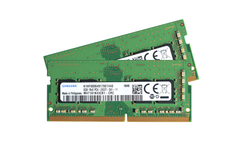 M471A1K43CB1 CRC kit  47219.1490270566 - رم لپ تاپ سامسونگ Samsung Ram DDR4 8GB 2400 Mhz