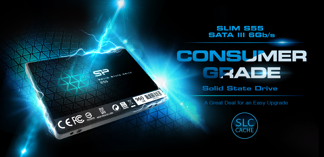 Silicon Power SSD S55 120GB