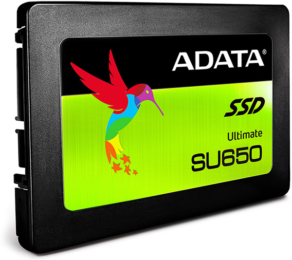 Adata SSD Ultimate SU650 120GB