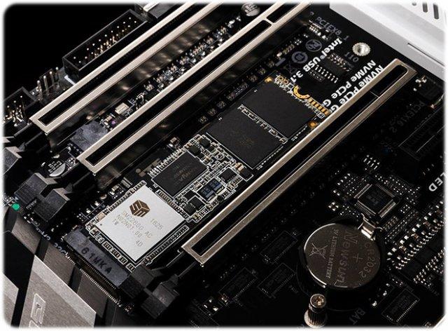 8 2 - اس اس دی ای دیتا Adata SSD M2 PCIe XPG SX7000 512GB