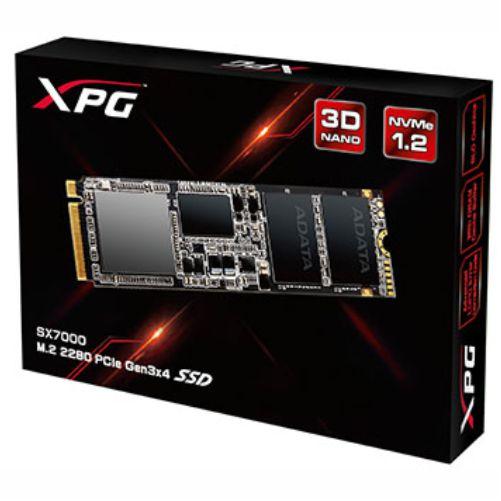 Adata SSD M2 PCIe SX7000 256GB