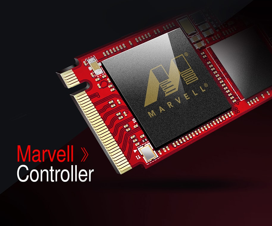 pi feature image 3 - اس اس دی ای دیتا Adata SSD M2 PCIe XPG SX9000 256GB