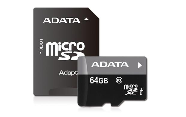 Adata Premier Micro SD Card 32GB