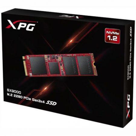 sdsf 450x450 - اس اس دی ای دیتا Adata SSD M2 PCIe XPG SX9000 256GB