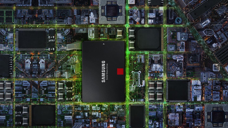 اس اس دی سامسونگ 860 Samsung SSD PRO 860 256GB