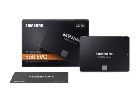 اس اس دی سامسونگ Samsung SSD EVO 860 250GB