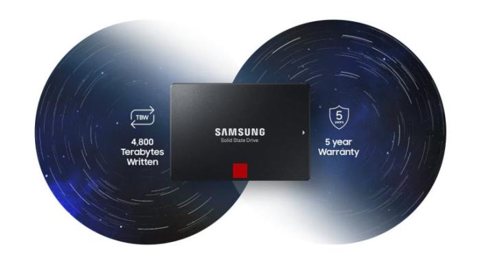 Samsung SATA SSD PRO 860 4TB اس اس دی سامسونگ