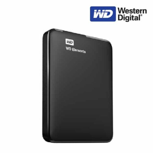 هارد دیسک اکسترنال وسترن دیجیتال Western Digital external HDD Elements 2TB