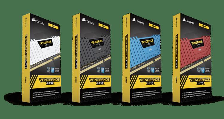 Corsair Ram Vengeance LPX DDR4 3000Mhz 16GB
