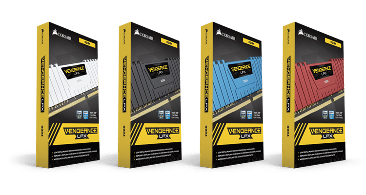 Corsair Ram Vengeance LPX DDR4 2400Mhz 16GB